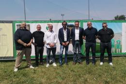 Alla scoperta della nuova casa del Rozzano Calcio, il centro sportivo di Via Monte Amiata