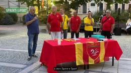 Cigliano, un paese e una piazza in festa: presentate prima squadra maschile e femminile