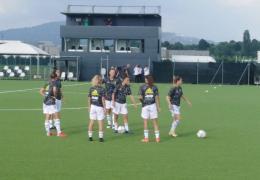 Juventus Women-Birkirkara: la mano di Montemurro si vede già all'esordio, Bonfantini segna alla prima