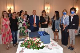 Coppa Angelo Quarenghi, a Milena Bertolini il Premio Quarenghi: «Un calcio senza donne è un calcio che non ha prospettive»