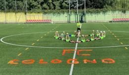 F.C. Cologno: Il nuovo organigramma gialloverde racconta del «salto di qualità» certificato dal Presidente Patera
