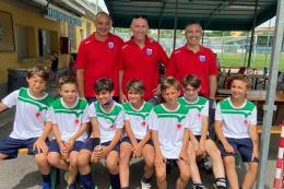 Atletico Cvs: la società aumenta il livello di formazione, tutto ruota intorno ai ragazzi