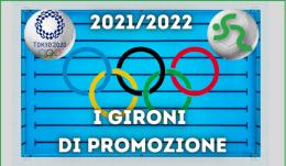 Stagione 2021/2022, pubblicati i gironi dalla Promozione alla Terza Categoria e il calendario della Coppa Italia