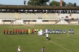 Pavia-Foggia: gli azzurri reggono un tempo, poi una doppietta di Merola regala la vittoria ai rossoneri di Zeman
