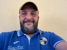 Brusaporto, Tommy Rizzoli è all'undicesima stagione in gialloblù: «Il club ha fatto passi da gigante, quando alleno mi svago»