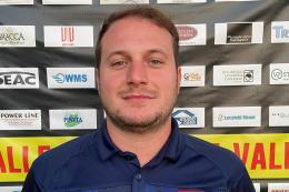 Villa Valle, Paolo Rossoni all'esordio assoluto da primo allenatore nell'agonistica: «Un'emozione unica e indescrivibile»