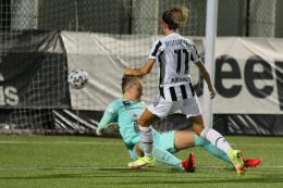 Juventus Women-Sankt Pölten: notte da campionesse, con la doppietta di Bonansea si vola al secondo turno