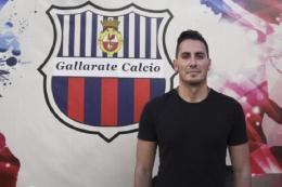 Gallarate Calcio: rinforzo per la mediana, arriva Maurizio Fiore
