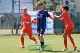 Giovanili, si torna in campo con i test match: l'Alcione si fa largo tra i professionisti, Berti stecca la prima con l'Ausonia