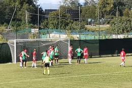 Settimo Milanese-Castellanzese: i neroverdi di Ardito si impongono con un 6-0 tennistico