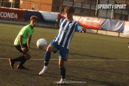 Le foto della sfida tra la squadra di Alessandro Pierro e i biancazzurri di Giorgio Manavella (1-0)