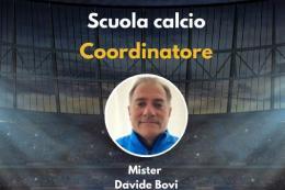 Canegrate: definito l'organigramma della Scuola Calcio, il coordinatore sarà Bovi