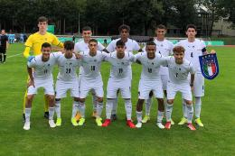 Italia Under 17, esordio da favola al Torneo 4 Nazioni: gli Azzurri stendono Israele con una tripletta di Alessandro Bolzan
