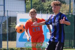 Alcione-Renate, gli scatti più belli del test match tra Orange  e Pantere: il 2-1 per i ragazzi di Marcandalli porta la firma di Simeone e Lezo