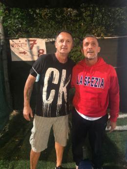 La Spezia, ottima prestazione in amichevole contro l'Alcione, il tecnico Palatella conterà sull'apporto di Quaranta in panchina