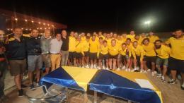 Festa grande a casa Sanmauro: presentati prima squadra e tecnici di Settore Giovanile e Scuola Calcio