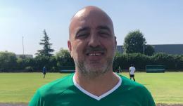 Ausonia, la carica di Marco Berti: «La squadra è un buon mix di tecnica e fisicità, lotteremo per vincere il campionato»