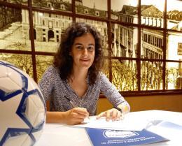 Tra calcio e miracoli: la portoghese Flávia Rosario Fartaria è una nuova giocatrice della Freedom