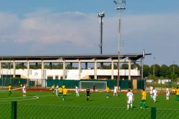 Sangiuliano City-Castellanzese: Braidich risponde ad Agello nell'ultima amichevole pre campionato