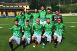 Arcadia Dolzago-Casati Arcore:  testa a testa durante tutto il primo tempo, Lorenzo Mita e Christian Capone con due reti portano in vantaggio la squadra ospite
