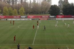 Milan-Roma: Afena Gyan è imprendibile ma Di Gesù lo fa alla del Piero, al Vismara finisce con un 2-2 pirotecnico che accontenta tutti