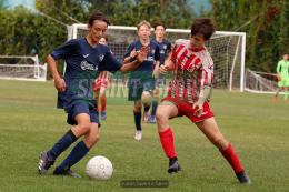 Pinerolo-Cuneo Olmo: la decide l'autogol di Alex Garro, è 1-0 per il Pinerolo