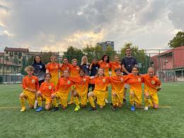 Cit Turin-Accademia Torino Danone Cup: tripletta per El Haddassi e Formato, a spuntarla sono le padroni di casa