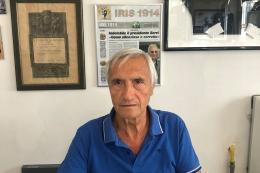 Iris 1914, il Direttore sportivo Nicola Minchello è pronto ad una nuova stagione con i bianconeri: «La mia passione è rimasta immutata»