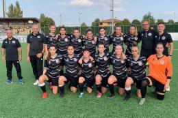 Football Leon-Accademia Calcio Bergamo: Mambretti risponde a Parrella, poi torna a regnare l'equilibrio nel match d'esordio