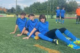 La New Dreams si iscrive al campionato di Terza Categoria a Milano