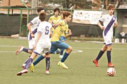 San Giorgio-Vianney: La stella Lambiase trascina i gialloblù alla vittoria, tra i viola un gran Schipani