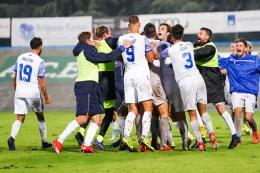 Fiorenzuola-Seregno: Cernigoi e Cocco scacciano i fantasmi e gli Spartani trovano la prima vittoria in campionato