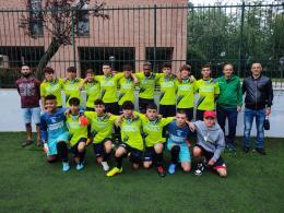 Moderna Mirafiori-Spazio Talent Soccer: Okoro spezza l'equilibrio, stupendo gol di Nobili