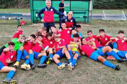 Pro Collegno-Barcanova: 1-0, Cloralio man of the match