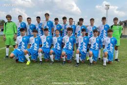 Alpignano-Rosta Calcio: venti minuti e un doppio Rotolo bastano ai biancazzurri che fanno tre su tre