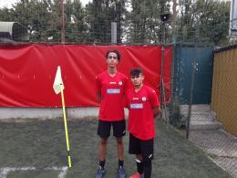 Lucento-Strambinese: Fatihi e Leone fanno trionfare il tecnico Rocco D'Ambrogio
