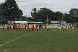 SL Pogliano - Parabiago: Il timbro è di Chiesa che decide la partita, Arona para il rigore che vale un gol
