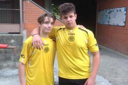 Dorina-Carrara: Triplette Giglio e Rinaldi, volano i ragazzi di Fuggetta