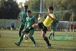 Carugate-Cologno: Zuddas decide il derby dal dischetto, non bastano le reti di Beretta e Nigro ad evitare la sconfitta per Misani