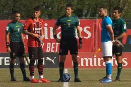Milan-Napoli: Cioffi e D'Agostino aprono la crisi rossonera, Chaka Traore non basta al Diavolo