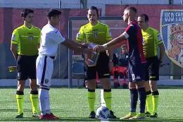Genoa-Torino: show di Zanetti (doppietta) reso innocuo dal rigore al 90' di Besaggio, tra rossoblù e granata finisce 2-2