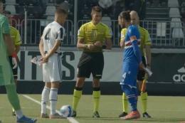 Juventus-Sampdoria: Senko ipnotizza Di Stefano dal dischetto, Strijdonck segna allo scadere e Bonatti si gode tre punti fondamentali