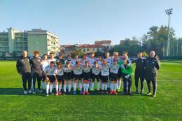 Castellanzese - Gorla Minore: i neroverdi giocano a tennis, ma che parate da parte del gialloblù Gianfagna