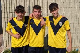 Varedo-AC Leon: Nicoletti illude con una tripletta, la ripresa è tutta gialloblù con Nigretti che mette la ciliegina
