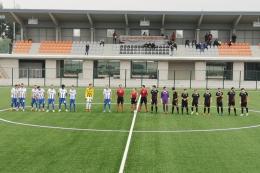 Leon-Folgore Caratese: Lo Faso e alcune decisioni dubbie dell'arbitro indirizzano il derby, poi i biancoblù legittimano e dilagano