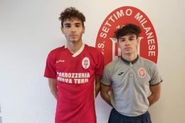 Settimo Milanese-Forza e Coraggio: i biancorossi fanno sei su sei grazie alle reti di Vergani e Casella