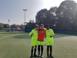 Lucento-Orbassano: Esposito e Amuzu stendono la squadra di Roberto Caruso