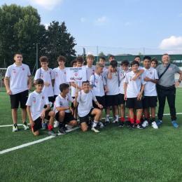 Mazzo-Club Milano: Procopio e D'Onofrio brillano nella ripresa e firmano la rimonta per la squadra di De Marco