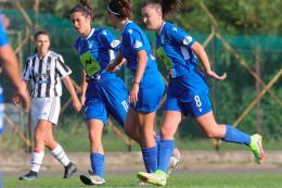 Brescia Calcio Femminile: Juventus imbattibile e alle biancazzurre non basta la rete di Paris, bene invece Allieve, Giovanissime ed Esordienti
