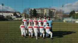 Varacalli decide il derby: Ivrea Montalto-Ivrea 1905 0-1